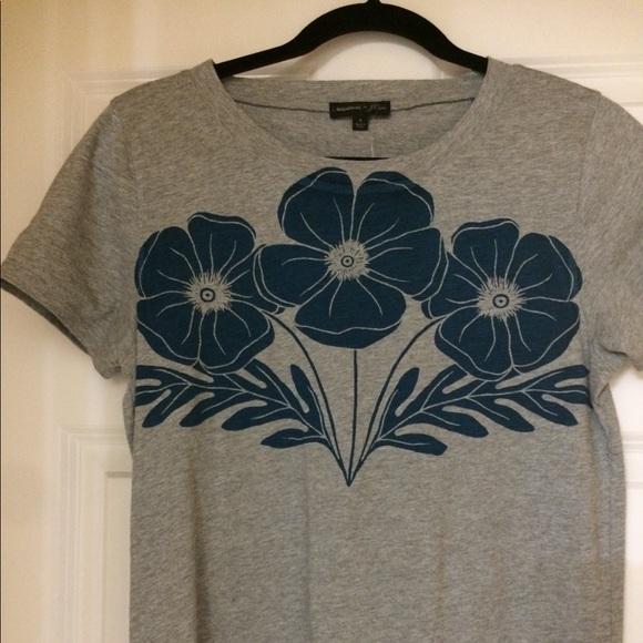 J. Crew Tops - Abigail Borg T-shirt